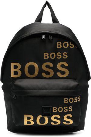 HUGO BOSS Boys Rucksacks - Logo print backpack