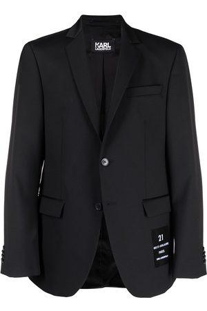 Karl Lagerfeld Single-breasted blazer