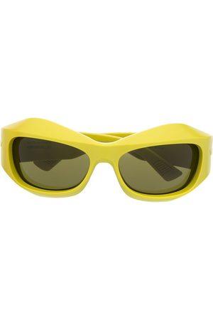 Bottega Veneta BV1086S wraparound sunglasses