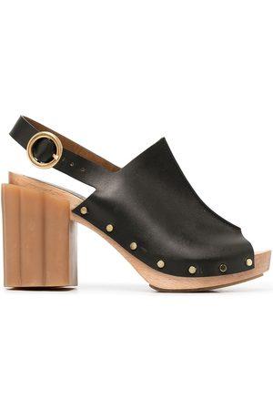 Stella McCartney Block heel sandals