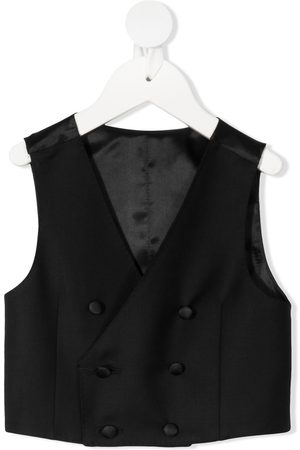 Dolce & Gabbana Kids Double-breasted waistcoat