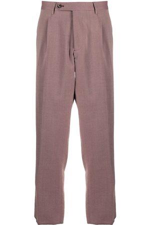 Etro Men Formal Pants - Straight-leg tailored trousers