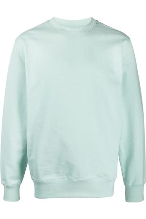 Daily Paper Logo-embossed neckline sweatshirt