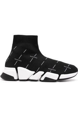 Balenciaga Speed 2.0 logo-print sneakers
