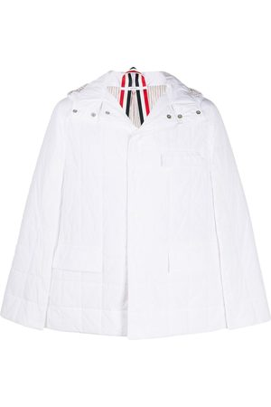 Thom Browne Goose down padded cape