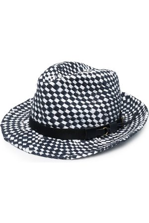 P.A.R.O.S.H. Woven panama hat