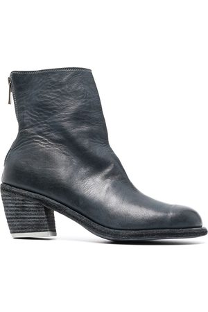 Guidi Chunky leather boots