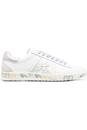 Premiata Low-top lace-up trainers