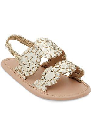 Jack Rogers Girls' Baby Lauren Flat Sandals - Baby