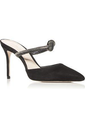 Schutz Women's Pearl High Heel Mules