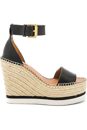 See by Chloé Glyn Wedge Sandal in .