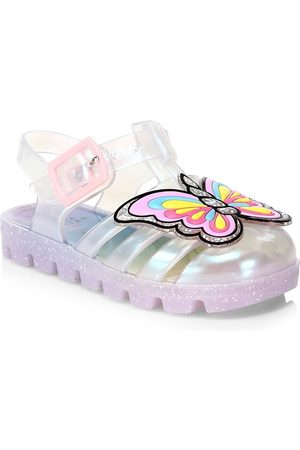SOPHIA WEBSTER Sandals - Baby Girl's & Little Girl's Unicorn Jelly Sandals - Size 8 (Toddler)