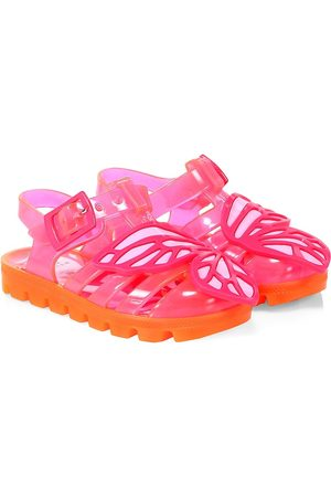 SOPHIA WEBSTER Little Girl's & Girl's Butterfly Jelly Sandals - - Size 9 (Toddler)