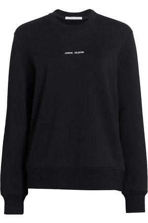 Jason Wu Women's Logo Sweatshirt - - Size Large