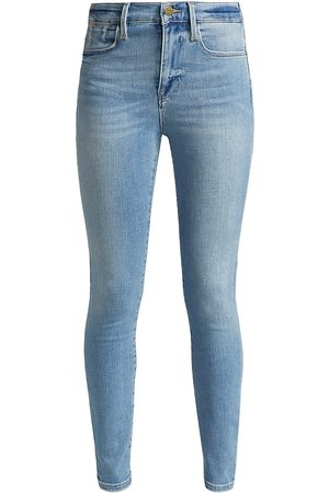 Frame Women's Le High Skinny Jeans - Melville - Size 10