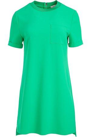 ALICE+OLIVIA Women's Catalina T-Shirt Dress - Mint Kelly - Size Medium