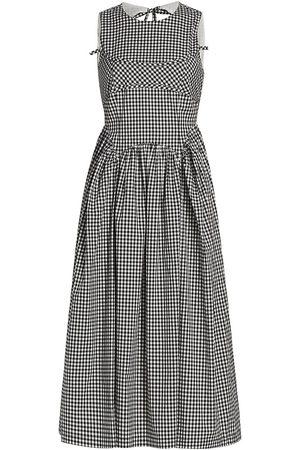SANDY LIANG Women's Lull Gingham Dress - Gingham - Size 6
