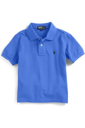 Ralph Lauren Little Boy's & Boy's Classic Mesh Knit Polo - - Size 18