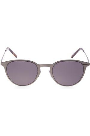 Dior Men's Essential 50MM Pantos Sunglasses - Gunmetal