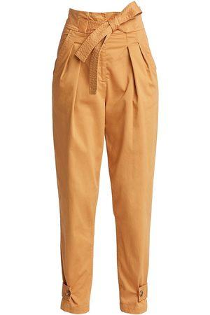 A.L.C. Women's Karey High-Rise Pants - Canyon - Size 2