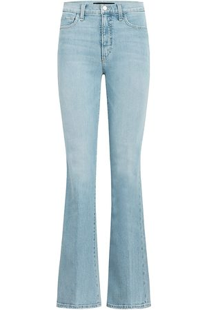 Joes Jeans Women's The Molly High-Rise Flare Jeans - Runaway - Size Denim: 28