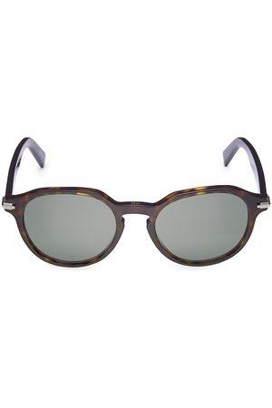 Dior Men's BlackSuit 51MM Pantos Sunglasses - Havana