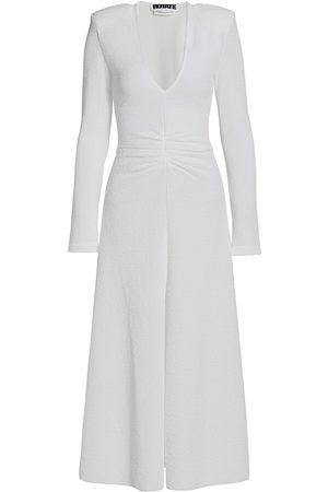 Rotate Birger Christensen Women's Lili Long-Sleeve Dress - Bright - Size 8