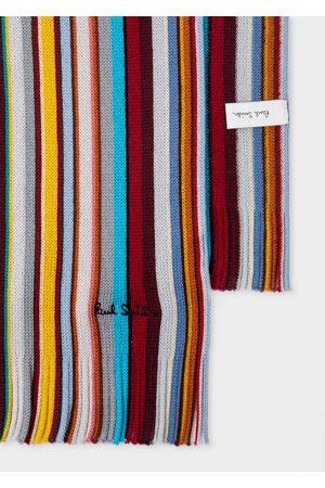 Paul Smith Men Scarves - Men's All Over Print Scarf