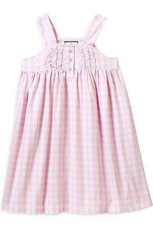 Petite Plume Girls' Charlotte Gingham Nightgown - Baby, Little Kid, Big Kid