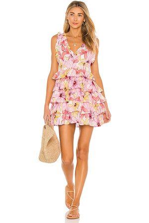 sundress Lolita Dress in Pink.