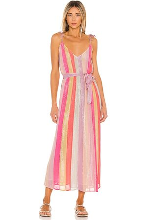 sundress Cary Dress in Pink.