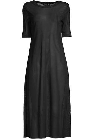 Shan Rahimkhan Women's Livia Cover-Up Dress - Caviar - Size 14