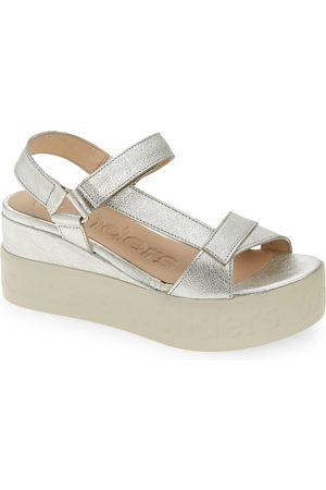 Wonders Women's B-7505 Platform Sandal