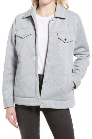 French Connection Women's Sweatshirt Jacket
