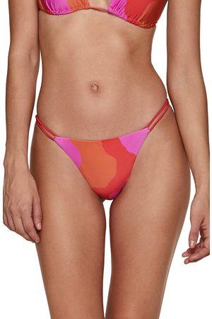 ViX Swimwear Women's Artsy String Cheeky Bikini Bottoms