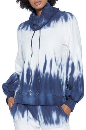 WASH LAB Women's Dip Dye Hoodie