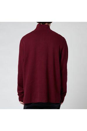 Polo Ralph Lauren Men's Estate Rib Half Zip Pullover