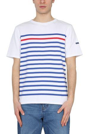 "SAINT JAMES T-shirt ""naval ray rge mc"""