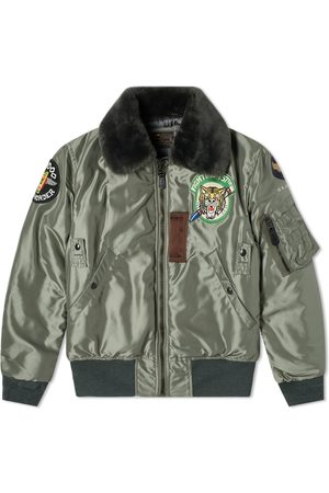 The Real McCoys Men Accessories - The Real McCoy's Type B-15D Fighting 437th Jacket
