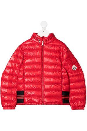 Moncler Enfant Funnel-neck padded jacket