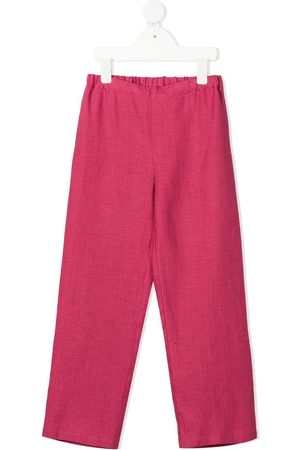 Siola Elasticated linen track pants