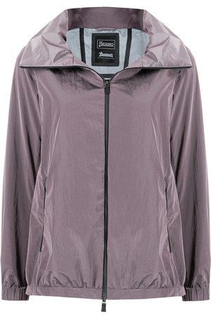 Herno Front-zip long-sleeve jacket