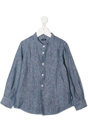 Il Gufo Button placket shirt