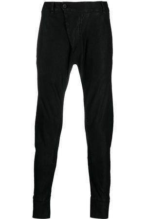 MASNADA Men Skinny Pants - Slim-cut cotton trousers