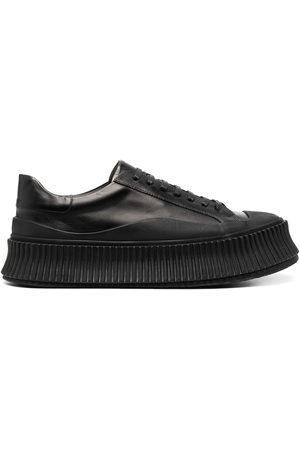 Jil Sander Leather low-top sneakers