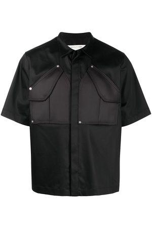 1017 ALYX 9SM Patch pocket short-sleeved shirt