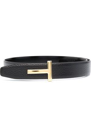Tom Ford Logo-buckle belt