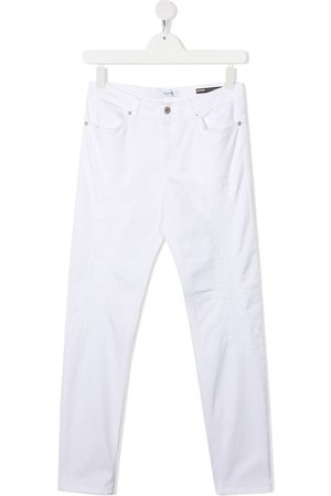 Dondup Kids Slim-cut trousers