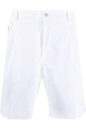 Dolce & Gabbana Logo patch bermuda shorts