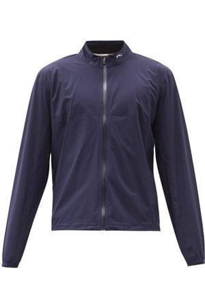 Kjus Dexter Technical-shell Rain Jacket - Mens - Navy